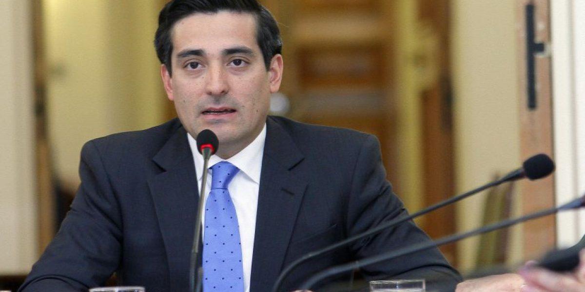 Peñailillo declina comentar sobre críticas a Onemi: