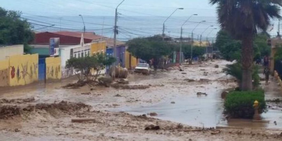 Tragedia en el Norte: sendos aluviones afectan a Taltal