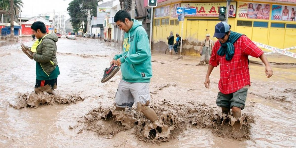 Clima extraño: ¿Por qué está lloviendo en el norte y hay sequía en sur?