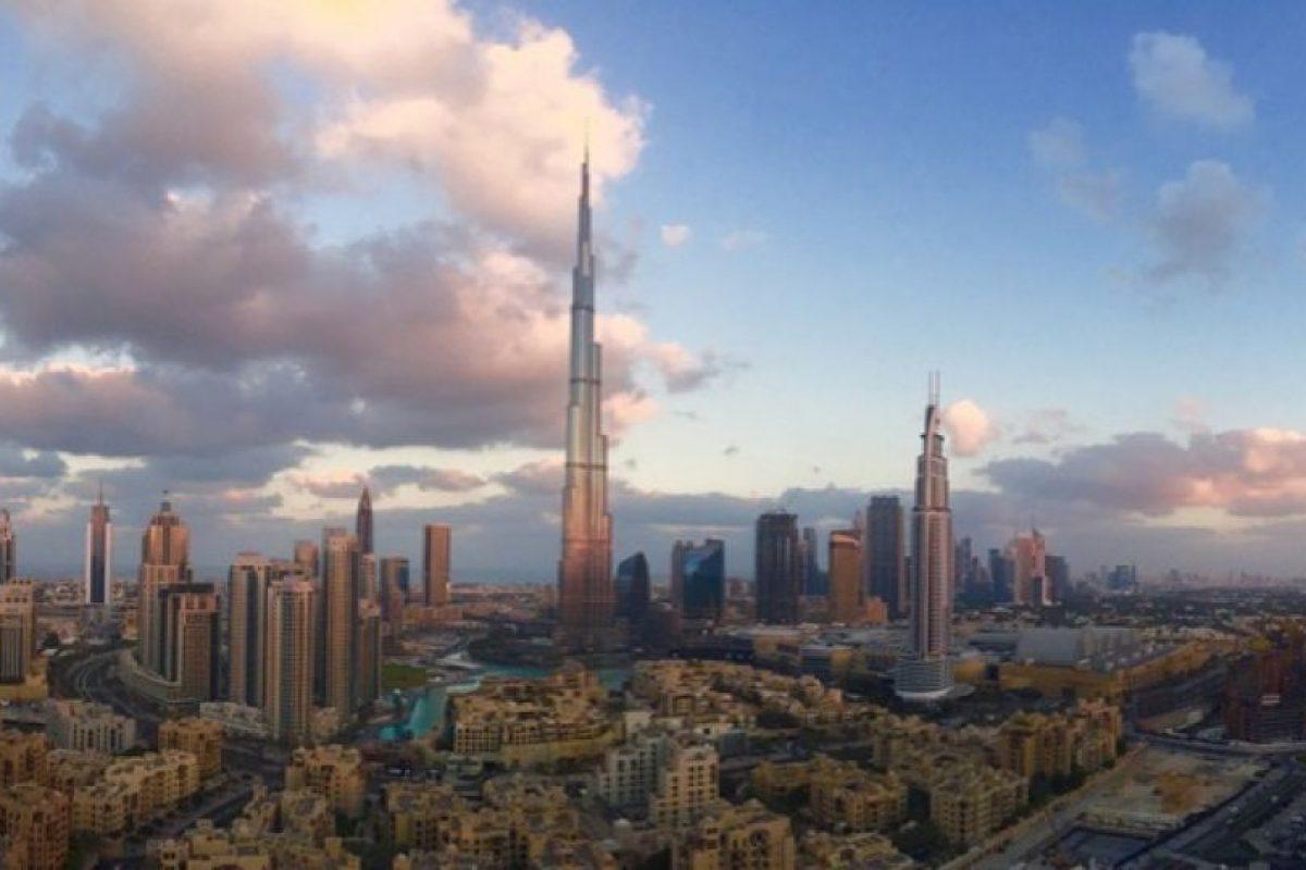 Tomada por David K. en Dubai, Emiratos Árabes Unidos, con la cámara. Foto:Apple. Imagen Por: