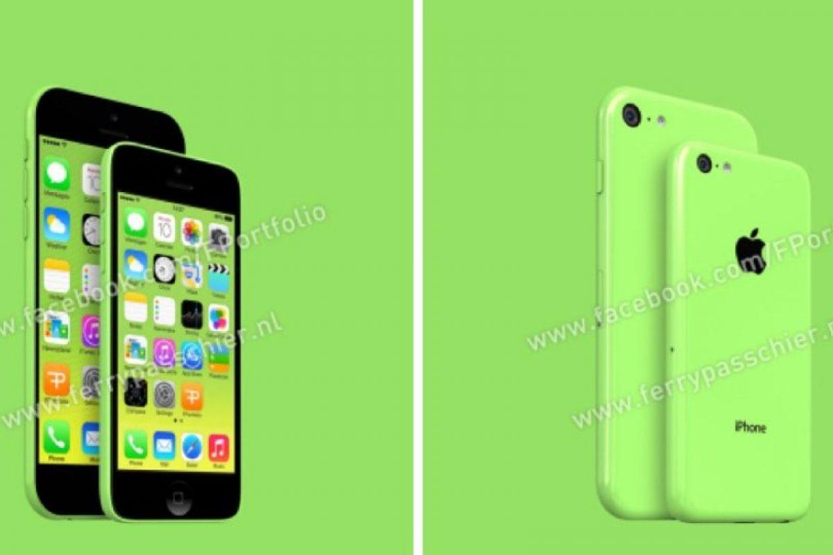 De esta forma podría lucir el iPhone 6c. Foto:facebook.com/FPortofolio. Imagen Por: