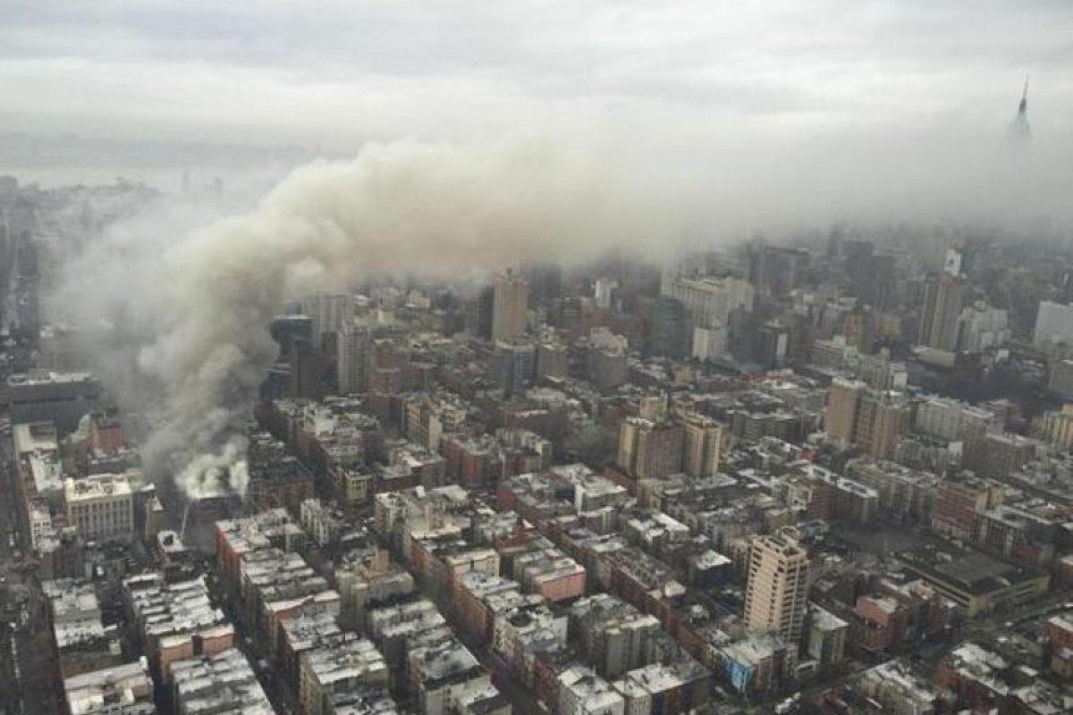 Foto:Twitter @NYPDSpecialops. Imagen Por: