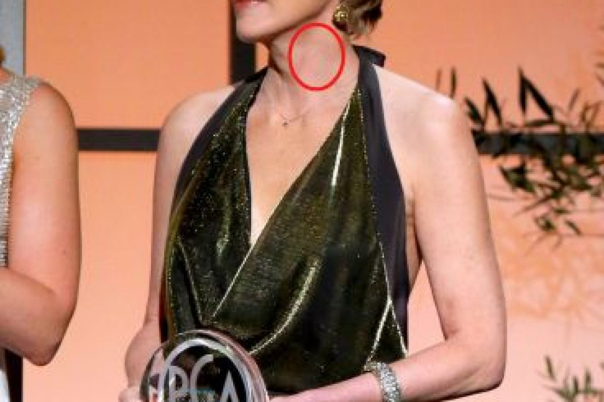 3. Sharon Stone Foto:Getty Images. Imagen Por: