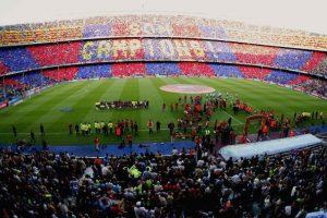 El Camp Nou, estadio del Barcelona, será sede de la final de la Copa del Rey 2015. Foto:Getty Images. Imagen Por: