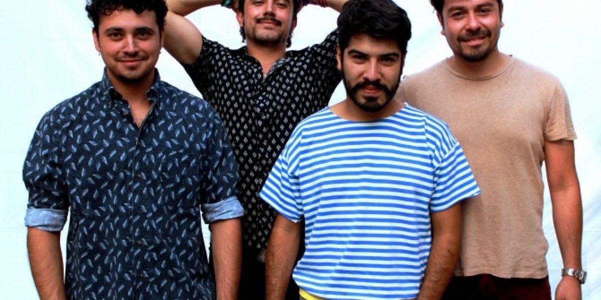 Actual Rey Guachaca muestra su lado glam y rockero