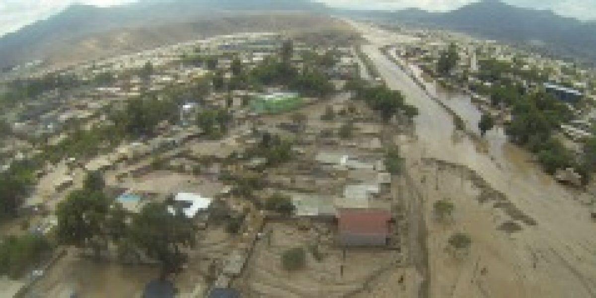 Sky comienza normalización de vuelos a Antofagasta y Copiapó
