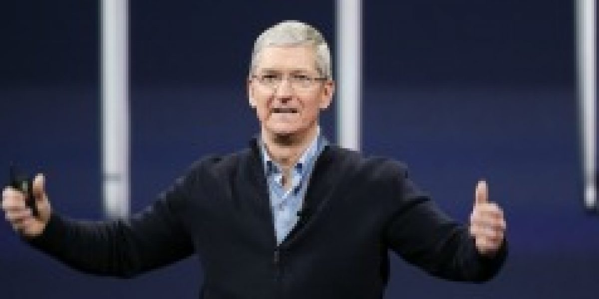 Presidente de Apple anunció que donará casi toda su fortuna