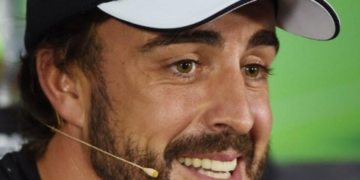 Alonso confirma que tiene