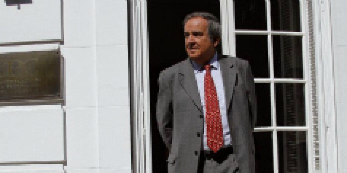 Andrés Santa Cruz habló de la mayor crísis en los últimos 25 años