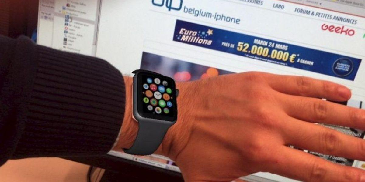 VIDEO: Esta app les hará sentir el Apple Watch en sus muñecas