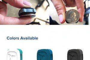 Revolar es más pequeño que una moneda y viene en diferentes presentaciones. Foto:Revolar. Imagen Por: