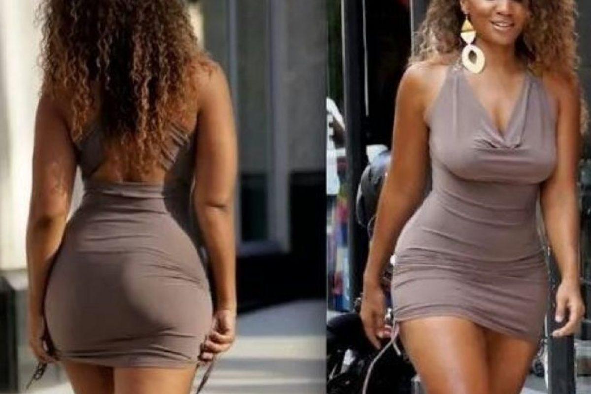14. Que sea el vestido que sea, si viene pegado al cuerpo, terminará arriba. Foto:Instagram. Imagen Por: