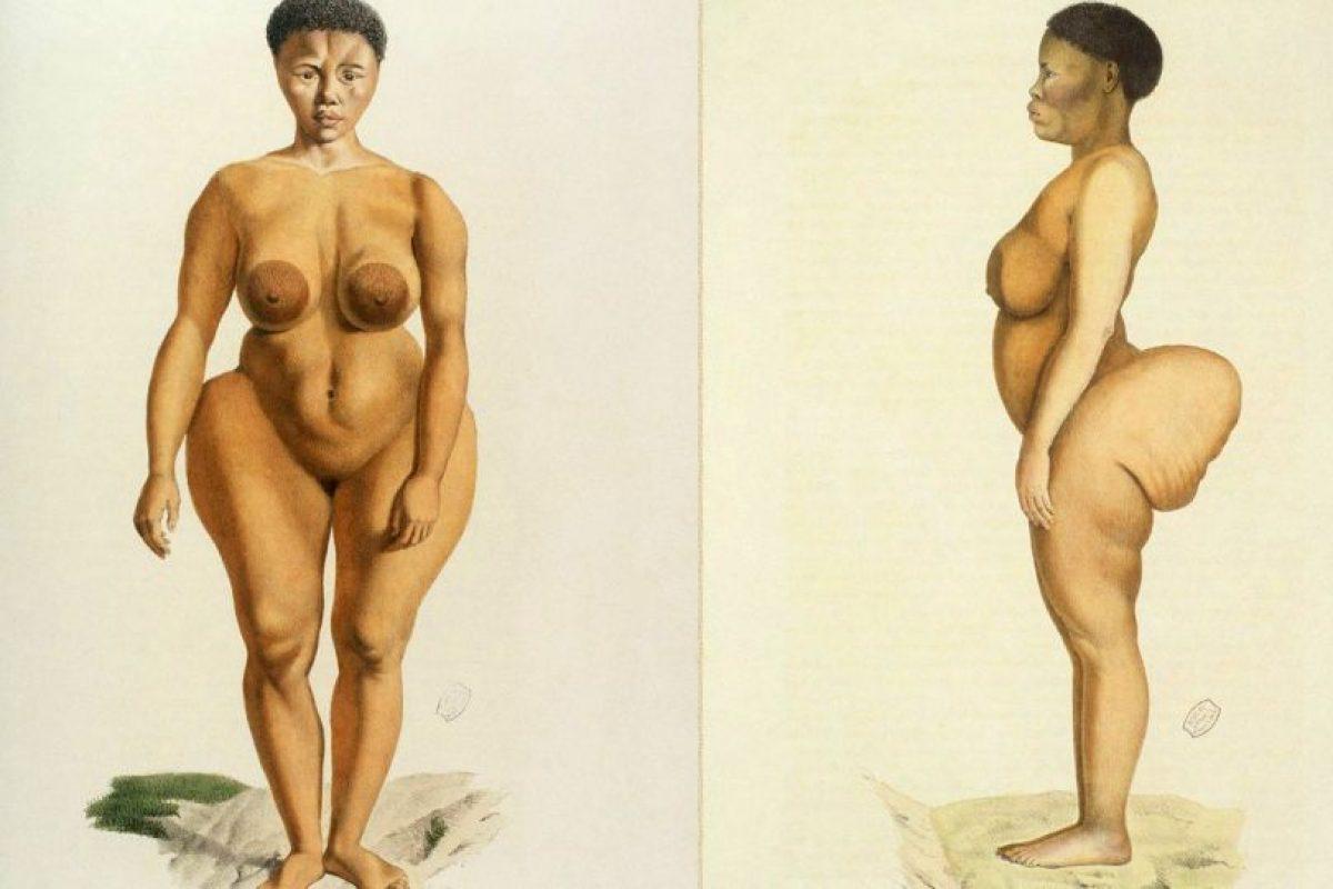 """9. O que hagan chistes desagradables usando la imagen de la pobre Saartjie Baartman, la """"Venus Negra"""". Foto:Wikipedia.. Imagen Por:"""
