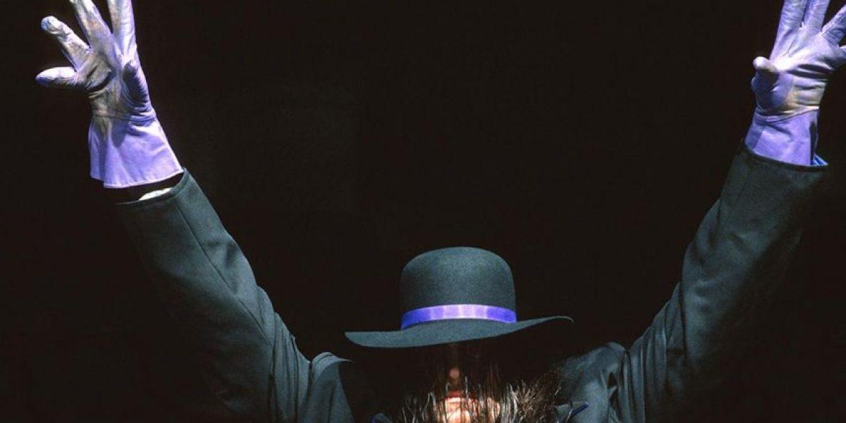 FOTOS: 50 imágenes nunca antes vistas del Undertaker previo a Wrestlemania XXXI