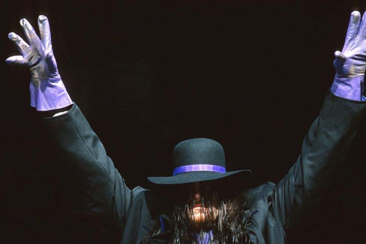 """""""Taker"""" regresará a los cuadriláteros en Wrestlemania XXXI Foto:WWE. Imagen Por:"""