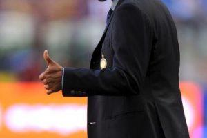 Hoy es director deportivo del equipo italiano. Foto:Getty Images. Imagen Por: