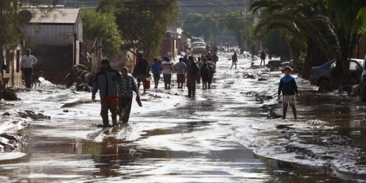 Nuevo balance de la Onemi: aumentan a 9 los muertos tras aluviones en el Norte