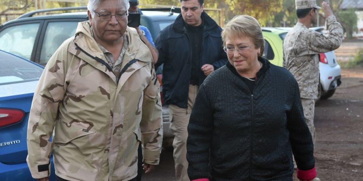 Gobierno iniciará catastro para dar ayuda a quienes perdieron viviendas por aluviones en el Norte