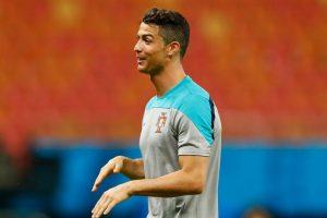 Cristiano está concentrado con su selección por la primera Fecha FIFA del año. Foto:Getty Images. Imagen Por: