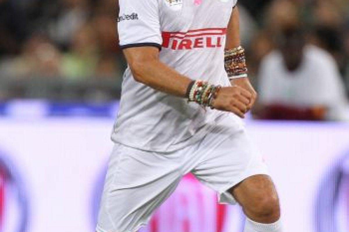Es considerado el mejor futbolista colombiano de la historia. Foto:Getty Images. Imagen Por: