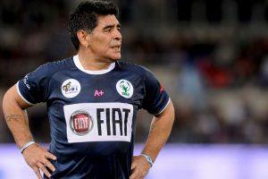 Diego Maradona encabeza la lista de invitados de lujo para este partido. Foto:Getty Images. Imagen Por: