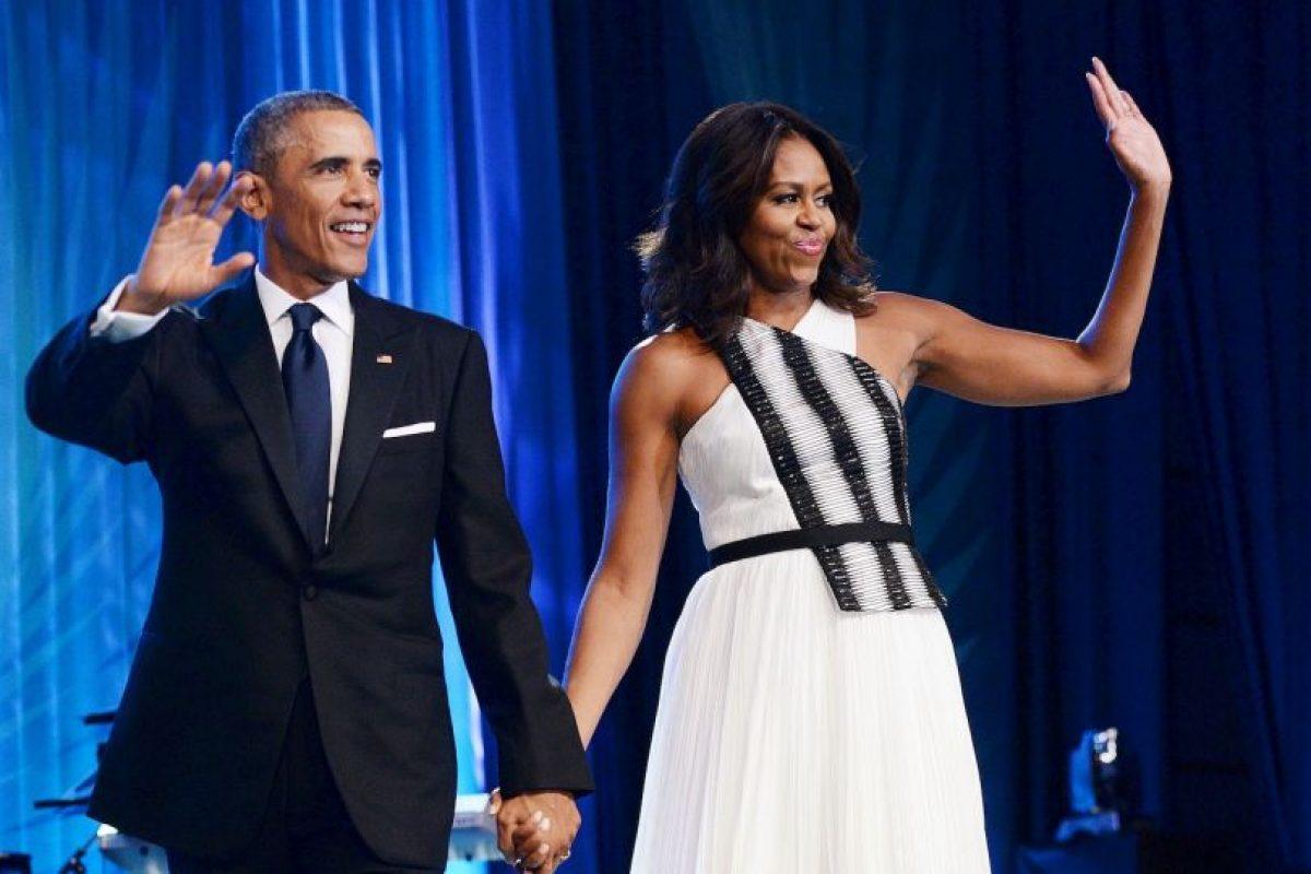 4. Michelle y Barack Obama Foto:Getty Images. Imagen Por: