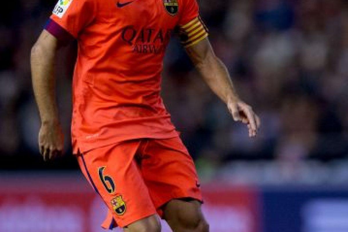 También 6 Supercopa de España y 2 Copa del Rey. Foto:Getty Images. Imagen Por: