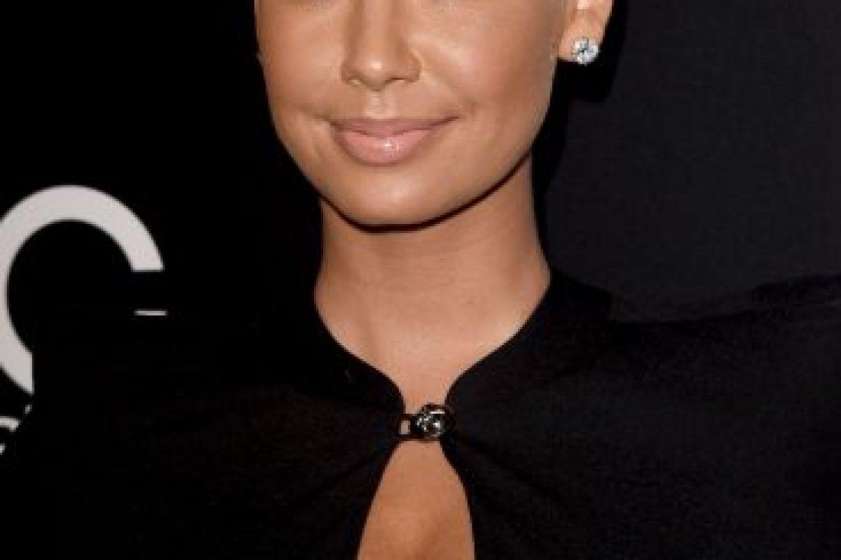 9. Amber Rose Foto:Getty Images. Imagen Por: