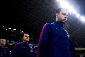Una lesión de Josep Guardiola en 2000 le permitió a Xavi consolidarse en el primer equipo, y se quedó con el puesto cuando Pep se marchó a Italia. Foto:Getty Images. Imagen Por: