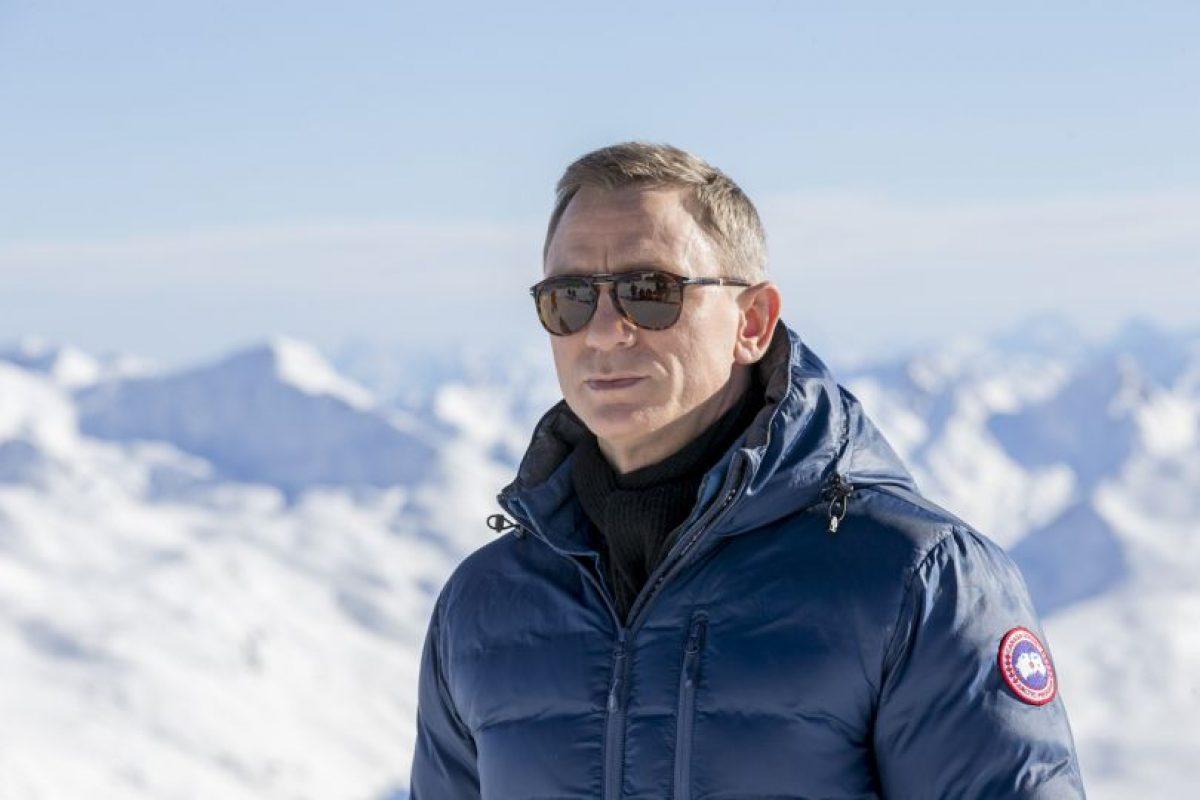 5. Daniel Craig Foto:Getty Images. Imagen Por: