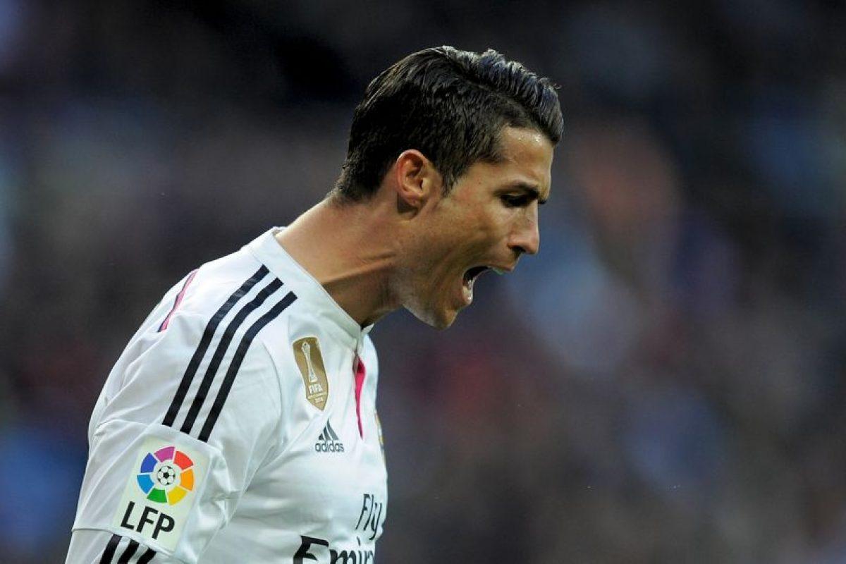 A principios de enero, el portugués ganó el tercer Balón de Oro en su carrera, superando a Lionel Messi y Manuel Neuer. Foto:Getty Images. Imagen Por: