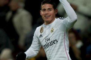 James Rodríguez es uno de los futbolistas colombianos del momento. Foto:Getty Images. Imagen Por: