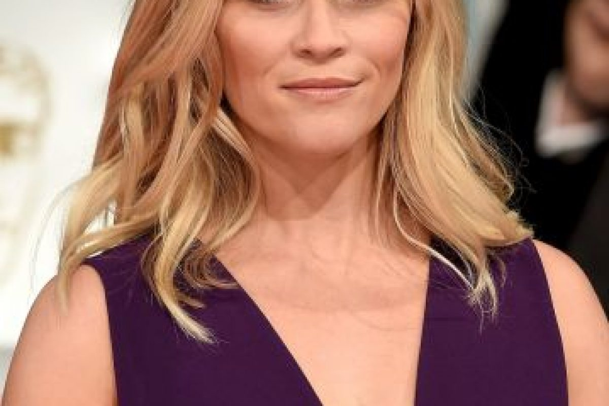 6. Reese Witherspoon Foto:Getty Images. Imagen Por: