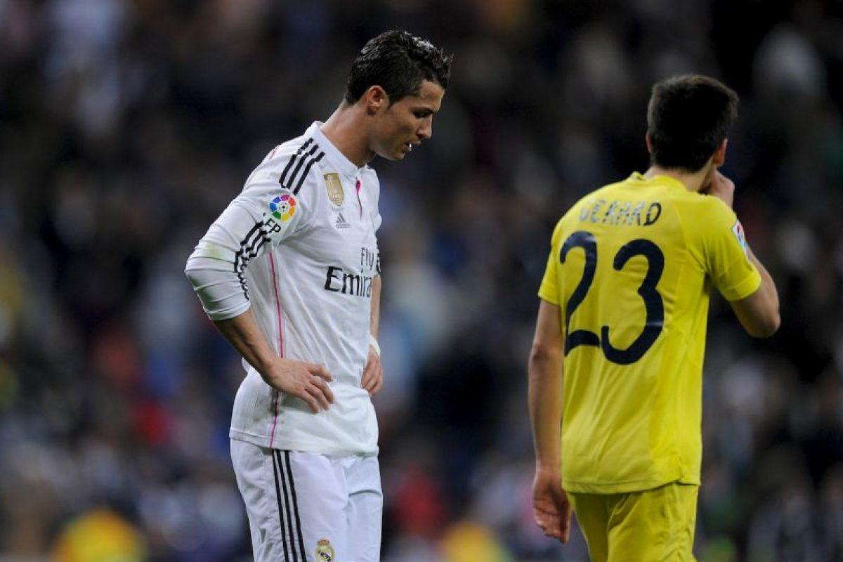 Además, su cuota goleadora descendió dramáticamente. Foto:Getty Images. Imagen Por: