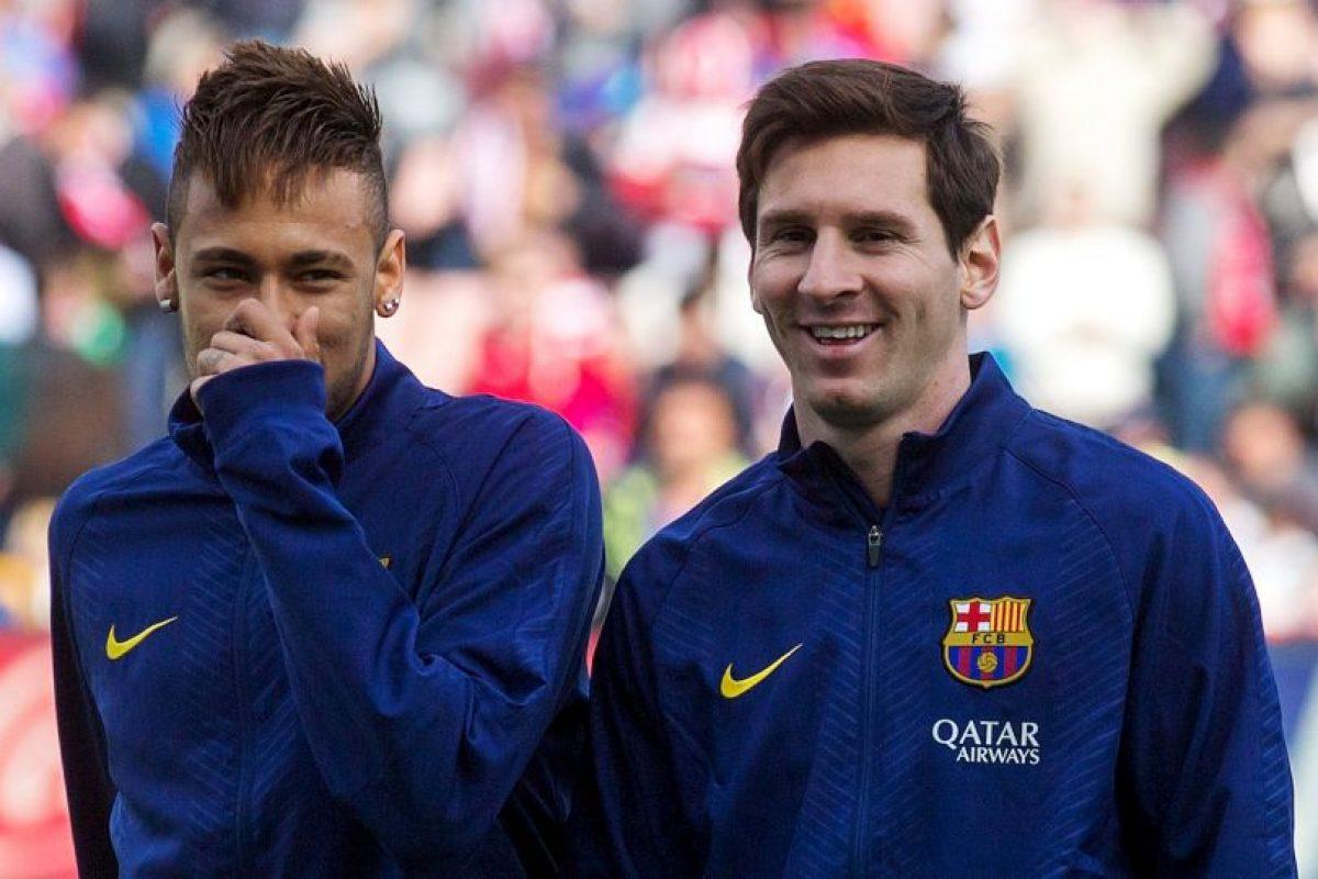Se ha vuelto un referente del Barcelona Foto:Getty Images. Imagen Por: