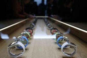 Tres colecciones estarán disponibles del Apple Watch: Apple Watch Sport, Apple Watch y Apple Watch Edition. Foto:Getty Images. Imagen Por: