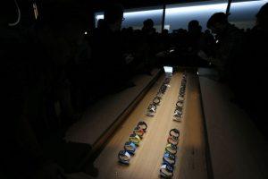 El precio del Apple Watch Edition, con oro de 18 kilates, empieza desde los 10 mil dólares. Foto:Getty Images. Imagen Por: