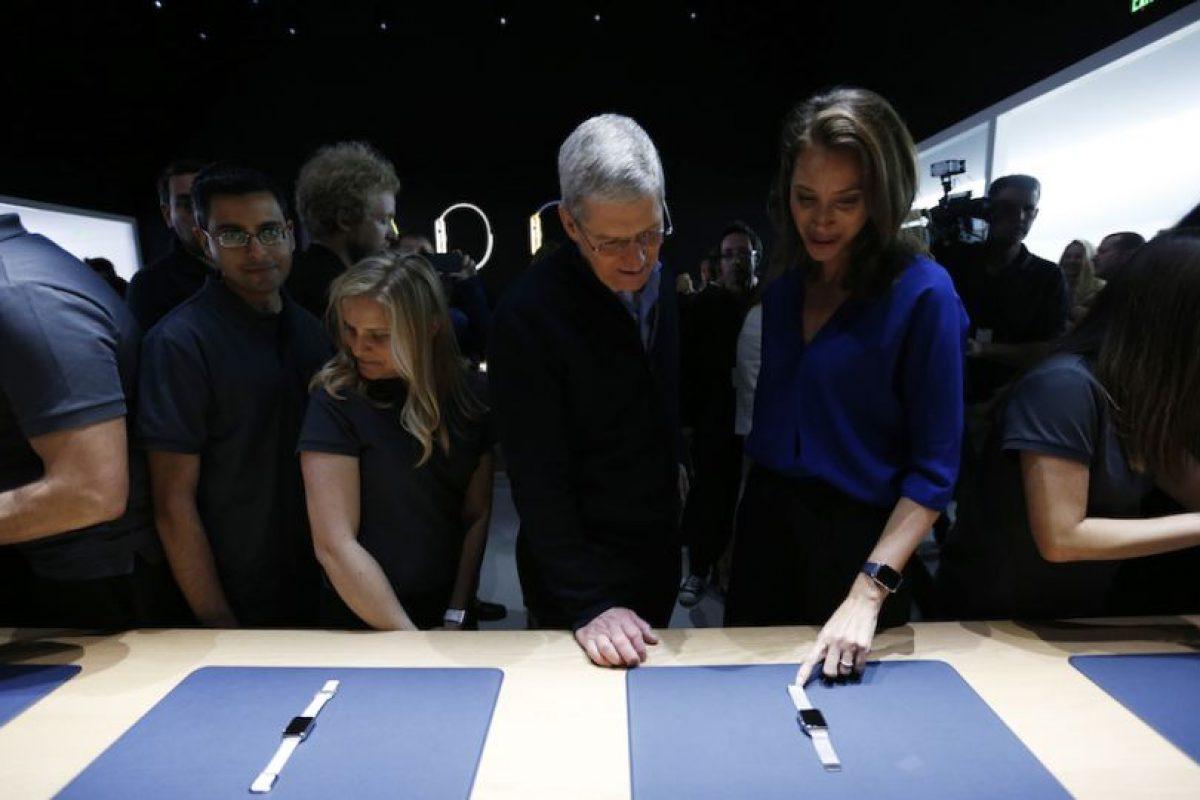 El Apple Watch se podrá reservar en línea desde el 10 de abril. Foto:Getty Images. Imagen Por: