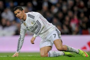 A mitad de la temporada, el portugués llevaba 25 goles. Foto:Getty Images. Imagen Por: