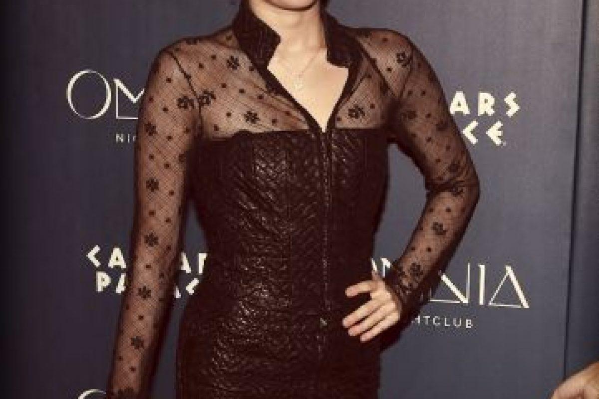 12. Miley Cyrus Foto:Getty Images. Imagen Por:
