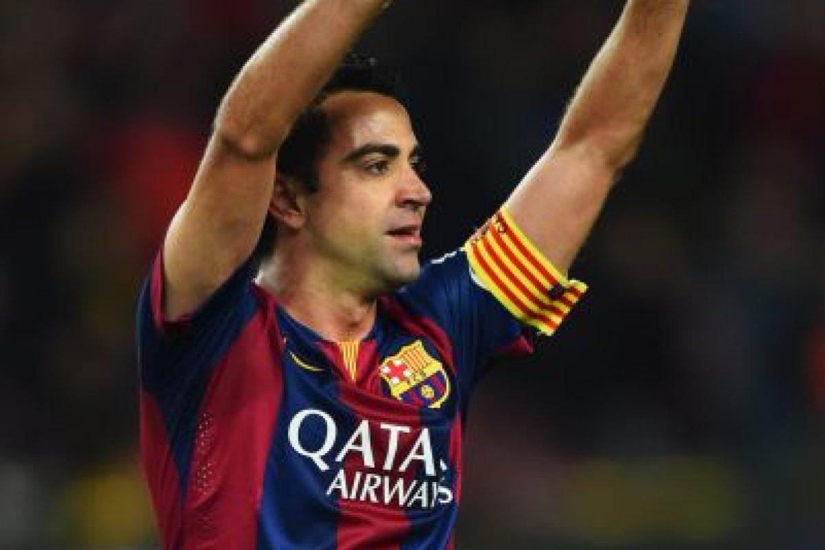 Con el Barcelona ganó 7 Ligas de España (1999, 2005, 2006, 2009, 2010, 2011 y 2013). Foto:Getty Images. Imagen Por: