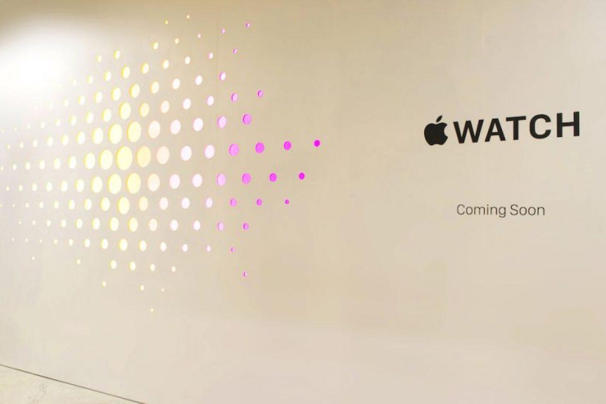 El precio de salida del Apple Watch comienza en los 349 dólares. Foto:Getty Images. Imagen Por: