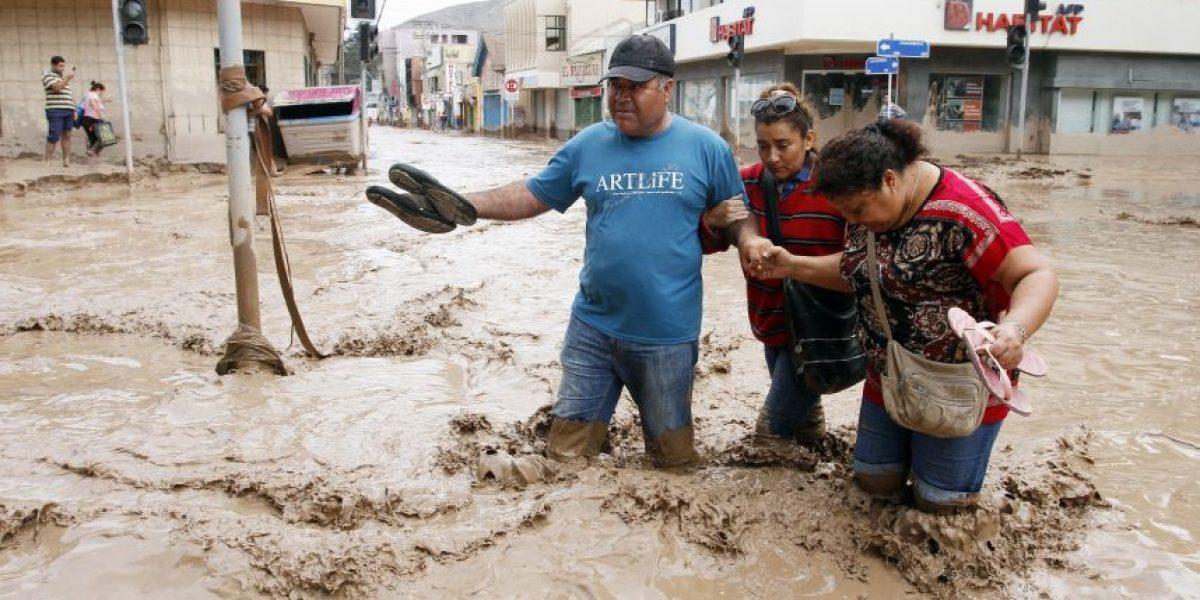 ¿Por qué en el norte de Chile hay aluviones más violentos?