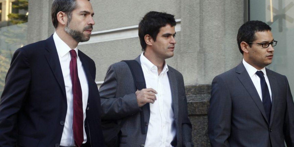 Diputado UDI declara ante la Fiscalía por Caso Penta: despúes es el turno de Moreira