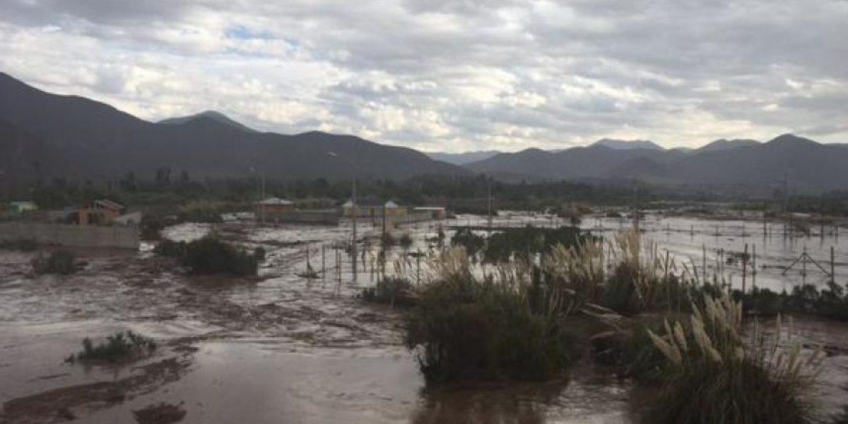 Debido a turbiedad del río Elqui se prolongaría corte de agua en Coquimbo y La Serena