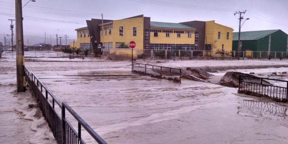 Dramática situación en Diego de Almagro: 40% de la ciudad destruida y supermercados fueron saqueados