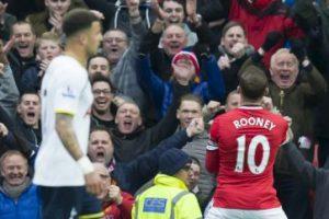 Después de marcar un gol al Tottenham Foto:Getty Images. Imagen Por: