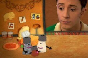 En el programa, Steve interactuaba con elementos de su casa como los saleros o el reloj despertador. Foto:IMDB / Nickelodeon. Imagen Por: