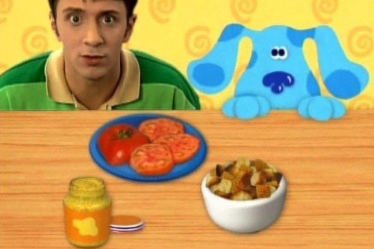 Además de presentar acertijos para los niños, también les enseñaba buenos modales y valores Foto:IMDB / Nickelodeon. Imagen Por: