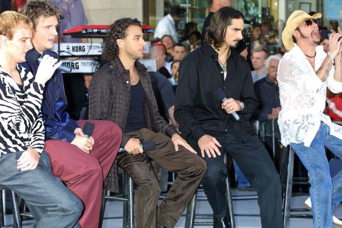 En 2006, Kevin Richardson renunció a la banda por medio de un comunicado en el sitio oficial de The Backstreet Boys. Foto:  Getty Images. Imagen Por: